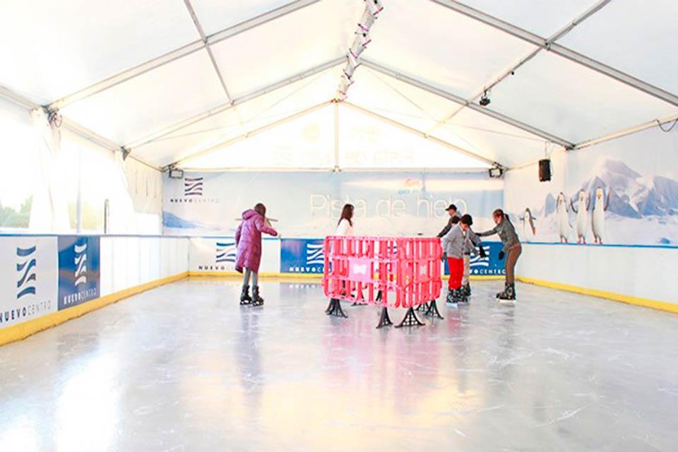 Vuelve Fun On Ice Nuevo Centro